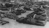 Romanian soldiers killed during the battle of Odessa. 15 October 1941.
