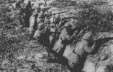 Romanian trenches at Marasesti.