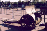 76.2mm Putilov mountain gun model 1909.